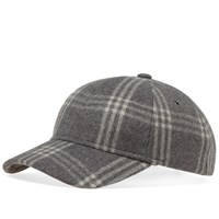 A.P.C. Louis Cap Grey
