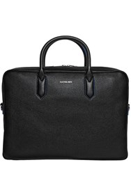 Paul Smith Sports Grained Leather Briefcase