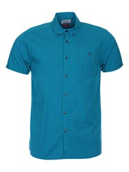 Barbour Larry Short Sleeve Gingham Shirt Lawn