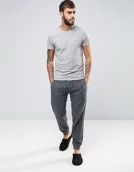Ted Baker Joggers With Cuffed Ankle Grey