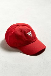 Guess Baseball Hat Red