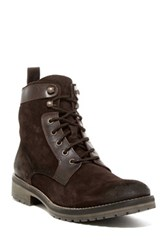 Rogue Maliko Lace Boot Brown