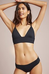 Anthropologie Clo Intimo Piel Bikini Black
