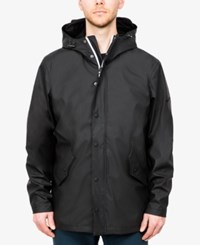 Hawke And Co. Outfitter Men's Rain Jacket Black