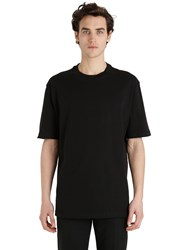 Raf Simons Self Portrait Printed Cotton T Shirt