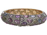 Munnu Hinged Bangle No Color