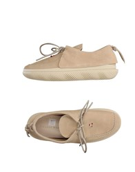 Clear Weather Loafers Beige