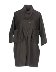 Collection Privee Overcoats Lead