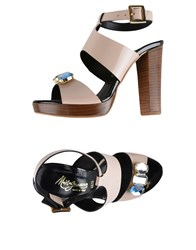 Mng Sandals Skin Color