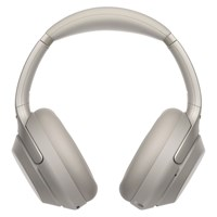 Sony Wh 1000Xm3 Noise Cancelling Wireless Bluetooth Nfc High Resolution Audio Over Ear Headphones With Mic Remote Silver