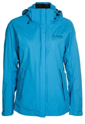 Vaude Escape Pro Hardshell Jacket Teal Blue Turquoise