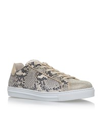 Rene Caovilla Bourbon Embellished Sneakers Female Gold