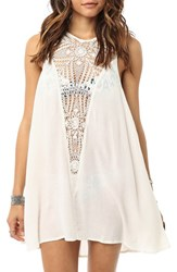 Women's O'neill 'Sophie' Cover Up Vanilla
