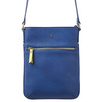 Joules Netta Across Body Bag Lake Blue