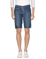 Coast Weber And Ahaus Denim Denim Bermudas Blue