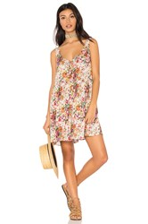 Auguste Long Beach Market Day Dress White
