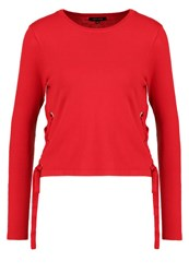 New Look Jumper Red