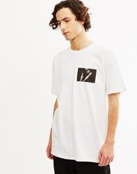 The Hundreds Neck Loose T Shirt White