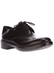 Rocco P. Lace Up Shoe Black