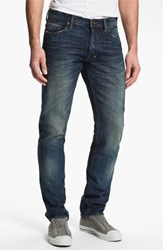 Men's Prps 'Barracuda' Straight Leg Selvedge Jeans 1 Year