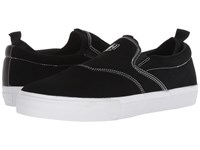Diamond Supply Co. Boo J Xl Black Slip On Shoes