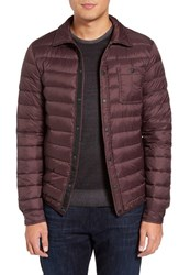 Slate And Stone Men's Packable Quilted Goose Down Jacket