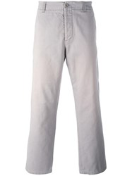 Helmut Lang Vintage Straight Leg Trousers Grey