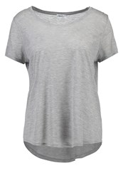 Filippa K Swing Basic Tshirt Light Grey Melange