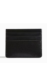 Pierre Hardy Perspective Cube Card Case Black