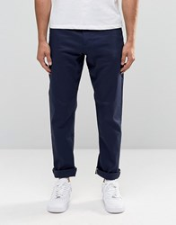 Nike Sb Ftm Chino's In Navy 707861 451 Navy