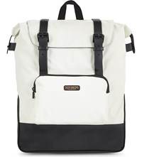 Dot Drops Chapter 1 Backpack White