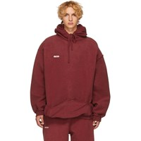 Vetements Red Shark Inside Out Hoodie