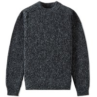 Alexander Wang T By Chunky Crew Knit Grey