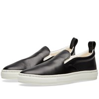 Buddy G.S. Slip On Tonal Black