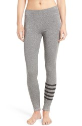 Sundry Women's Stripe Yoga Pants