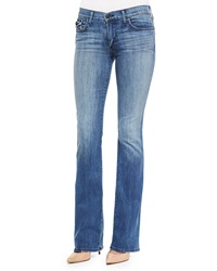 True Religion Becca Faded Boot Cut Jeans Earth's Mystery