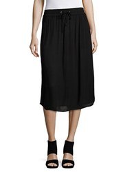 B. Young Crinkle Drawstring Skirt