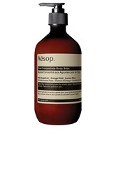 Aesop Rind Concentrate Body Balm N A