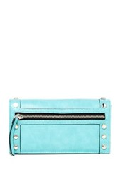 Steve Madden Kate Wallet On Chain Gray