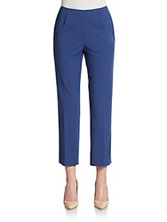 Lafayette 148 New York Cropped Trousers Luna
