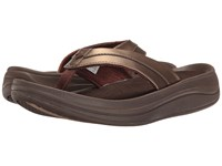 New Balance Revive Thong Bronze Women's Sandals