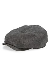 Ted Baker London Herringbone Boy Hat Charcoal