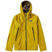 Patagonia Cloud Ridge Jacket Yellow