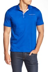 English Laundry Pima Polo Blue