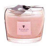Baobab Vidra Scented Candle Limited Edition Dream Pink