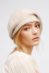 Free People Womens Bisous Slouchy Beret