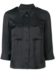 Zadig And Voltaire Toast Shirt Black