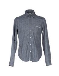 Coast Weber And Ahaus Shirts Dark Blue