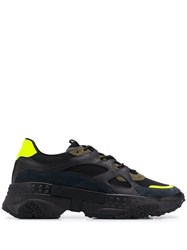Tod's Chunky Sneakers Black