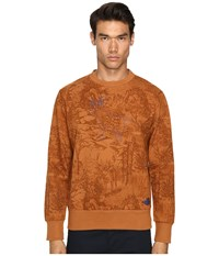 Vivienne Westwood Deer Sweatshirt Tan Men's Sweatshirt